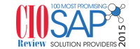 100 Most Promising SAP Solution Providers - 2015