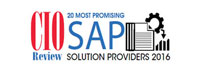 20 Most Promising SAP Solution Providers - 2016